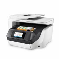 HP OfficeJet Pro 8730 Multifunktionsdrucker Scanner Kopierer Fax LAN WLAN NFC