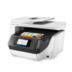 HP OfficeJet Pro 8730 Multifunktionsdrucker Scanner Kopierer Fax LAN WLAN NFC Bild0