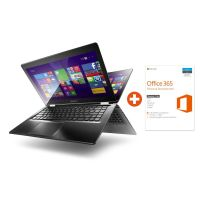 Lenovo Yoga 500-14ISK 2in1 Notebook i5-6500U SSD inkl. Office 365