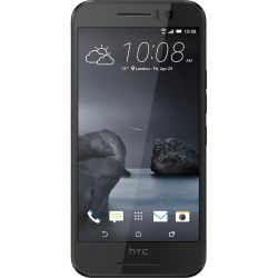 HTC One S9 gunmetal gray Android 6.0 Smartphone Bild0