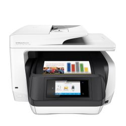 HP OfficeJet Pro 8720 Multifunktionsdrucker Scanner Kopierer Fax LAN WLAN NFC Bild0