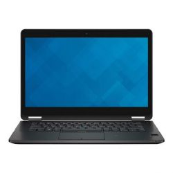 DELL Latitude E7470 Notebook i5-6300U SSD matt HD Windows 7/10 Professional Bild0