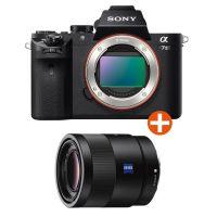 Sony Alpha 7 II Kit 55mm f/1.8 ZA Systemkamera (SEL-55F18Z)