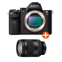Sony Alpha 7 II Kit 24-240mm f/3.5-6.3 OSS Systemkamera (SEL-24240)