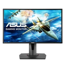 "ASUS MG248Q 59.9 cm (24"") 16:9 TFT DVI/DP/HDMI 1ms 80Mio:1 144Hz Bild0"