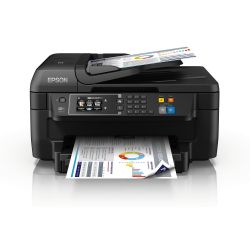 EPSON WorkForce WF-2760DWF Multifunktionsdrucker Scanner Kopierer Fax WLAN NFC Bild0