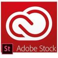 Adobe VIP Creative Cloud for Teams inkl. Stock Lizenz Renewal (1-9)(12M)