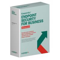 Kaspersky Endpoint Security for Business Advanced 10-14 1 Jahr Base Lizenz
