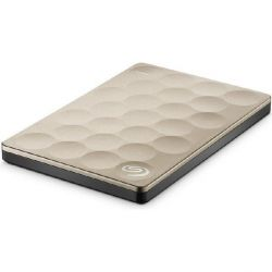 Seagate Backup Plus Ultra Slim USB3.0 - 2TB 2.5Zoll Gold STEH2000201 Bild0