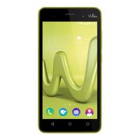 Wiko Lenny 3 Dual-SIM limone Android Smartphone