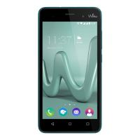 Wiko Lenny 3 Dual-SIM türkis Android Smartphone