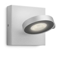 Philips myLiving Clockwork LED-Wandspot Aluminium Bild0