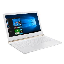 Acer Aspire S5-371-572Z Notebook weiss i5-6200U SSD matt Full HD Windows 10 Bild0
