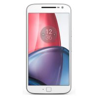 Moto G4 Plus weiß Android™ 6.0 Smartphone