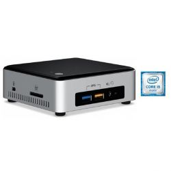Intel Hyrican NUC 5177-PC i5-6260U 4GB/120GB SSD Intel Iris540 WLAN ohne Windows Bild0