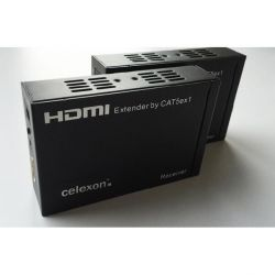 celexon Expert HDMI to CAT over IP Extender Set  Bild0