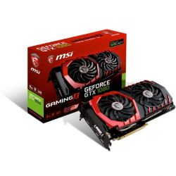 MSI GeForce GTX 1080 Gaming X TwinFrozr VI 8GB GDDR5X Grafikkarte DVI/HDMI/3xDP Bild0
