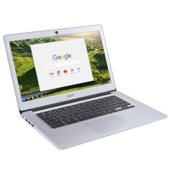 Acer Chromebook CB3-431-C6UD Quad Core N3160 eMMC matt Full HD ChromeOS Bild0