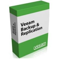 Veeam Backup & Replication Standard für VMware, 1 Socket, 1Y, Lizenz+MNT
