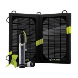 GoalZero Switch 10 Solar Kit 7W Panel inkl. Powerbank Ventilator Leuchte Bild0