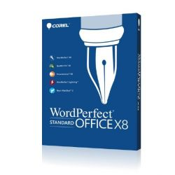 Corel WordPerfect Office X8 Standard Lizenz Level 2 (5-24) Bild0