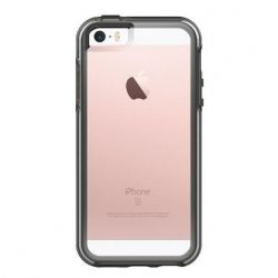 OtterBox Symmetry Series Clear für iPhone SE/5/5s schwarz Bild0