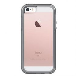 OtterBox Symmetry Series Clear für iPhone SE/5/5s grau Bild0