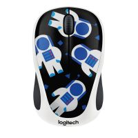 Logitech Wireless Mouse M238 Party Collection SPACEMAN
