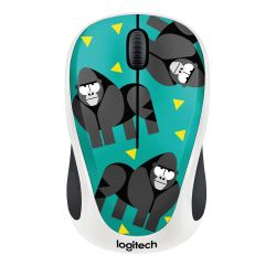 Logitech Wireless Mouse M238 Party Collection GORILLA Bild0
