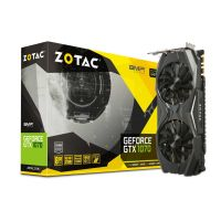 Zotac GeForce GTX 1070 AMP! Edition 8GB GDDR5 Grafikkarte DVI/HDMI/3xDP