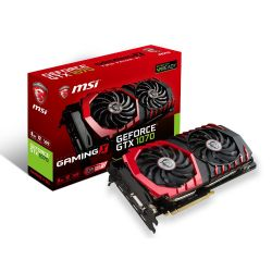MSI GeForce GTX 1070 Gaming X TwinFrozr VI 8GB GDDR5 Grafikkarte DVI/HDMI/3xDP Bild0