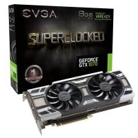 EVGA GeForce GTX 1070 SC Gaming ACX 3.0 8GB GDDR5 DVI/HDMI/3xDP Grafikkarte