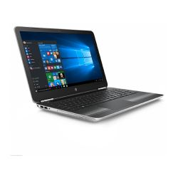 HP Pavilion 15-aw004ng Notebook silber A10-9600P SSD Full HD R7 M440 Windows 10 Bild0