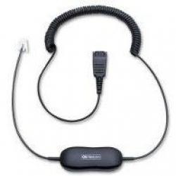Jabra GN1216 Headset-Kabel RJ9(M) auf Quick Disconnect Bild0