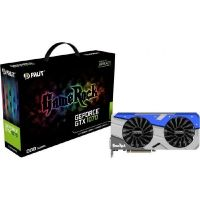 Palit GeForce GTX 1070 GameRock 8GB GDDR5 Grafikkarte DVI/HDMI/3xDP