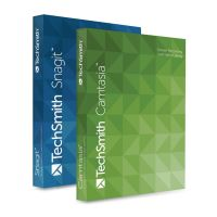 TechSmith Snagit & Camtasia Studio Bundle 1-4 User Maintenance