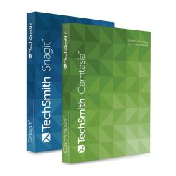 TechSmith Snagit & Camtasia Studio Bundle 1-4 User Maintenance 2 Jahre Bild0