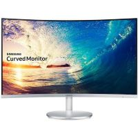 "Samsung Monitor C27F591FD 68.6cm (27"") 16:9 VA-IPS TFT DP/HDMI 4ms AMD FreeSync"
