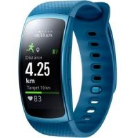 Samsung Gear Fit 2 blau Gr.L