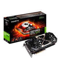 Gigabyte GeForce GTX 1070 Xtreme Gaming 8GB GDDR5 Grafikkarte DVI/HDMI/3xDP