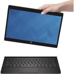 DELL XPS 12 2-in-1 Touch Notebook Core m3 6Y30 SSD Full HD Windows 10 Home Bild0