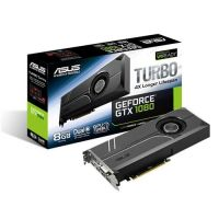 Asus GeForce GTX 1080 Turbo 8GB GDDR5X Grafikkarte 2xDP/2xHDMI/DVI