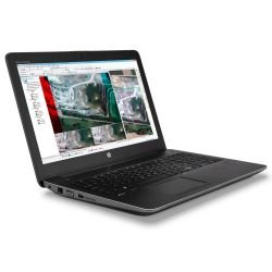 HP zBook 15 G3 T7V58ET Notebook i7-6700HQ SSD matt Full HD M2000M Windows 7/10 P Bild0