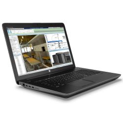 HP zBook 17 G3 T7V65ET Notebook E3-1535M matt Full HD M2000M Windows 7/10 Pro Bild0
