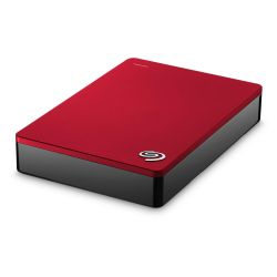 Seagate Backup Plus Portable USB3.0 - 4TB 2.5Zoll Rot Bild0