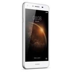 HUAWEI Y6 II compact Dual-SIM white Android Smartphone Bild0