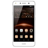 HUAWEI Y5 II Dual-SIM white Android Smartphone