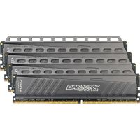 16GB (4x4GB) Crucial Ballistix Tactical DDR4-3000  CL15 RAM Speicher Kit