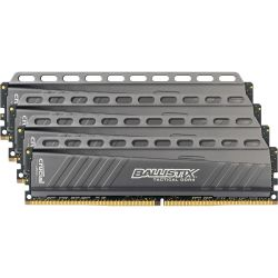 16GB (4x4GB) Crucial Ballistix Tactical DDR4-3000  CL15 RAM Speicher Kit Bild0