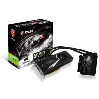 MSI GeForce GTX 1070 Sea Hawk X 8GB GDDR5X Grafikkarte DVI/HDMI/3xDP